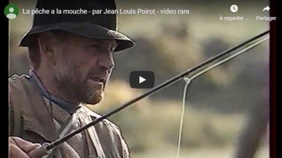 La pêche à la mouche - par Jean Louis Poirot - Vidéo de 1988
