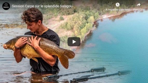 Vidéo Carpe Salagou Prowess